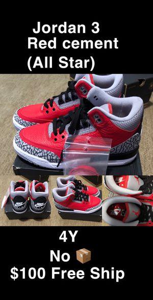 Nike Air Jordan 3 All Star for Sale in Philadelphia, PA