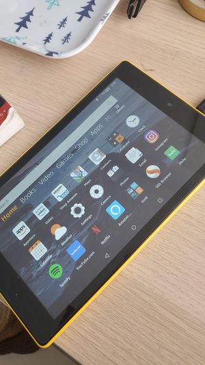 Amazon fire HD8 kindle for Sale in Torrance, CA