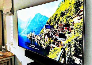 LG 60UF770V Smart TV for Sale in Roseland, VA