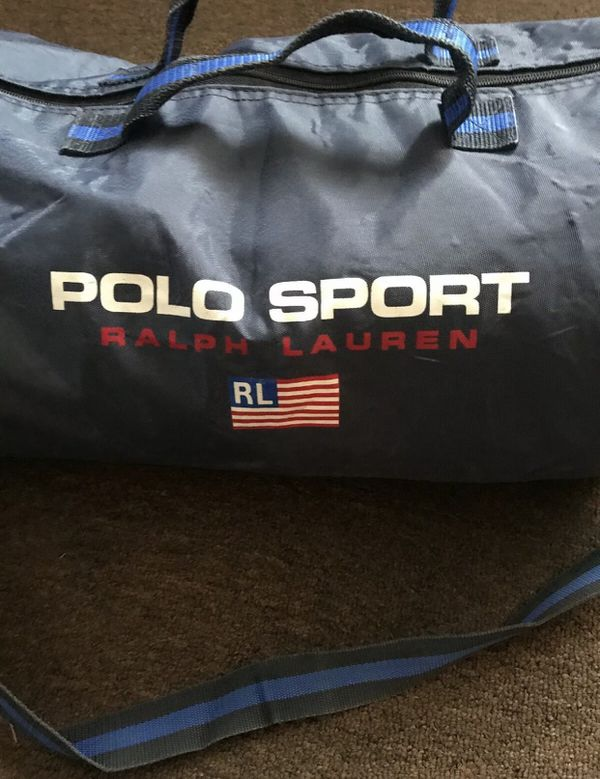 Polo sport Ralph Lauren duffle bag