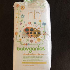 FREE Newborn Diapers for Sale in San Jose, CA