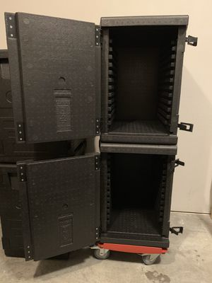 Insulated food carrier for Sale in Katy, TX