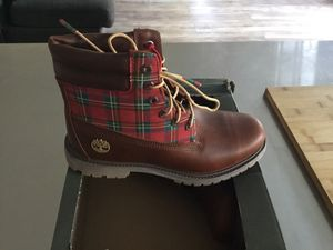 New Women's Timberland Boots size 9 for Sale in National City, CA