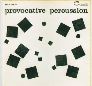 Provocative Percussions Command Records for Sale in San Diego, CA