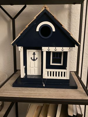 Decorative Bird House for Sale in San Diego, CA