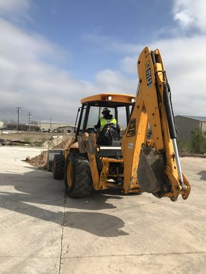 JCB backhoe (extendahoe) for Sale in Round Rock, TX