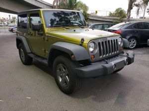 2010 Jeep Wrangler Mountain 126,000 miles like new financing and warranty available for Sale in Los Angeles, CA