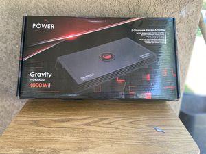 Gravity amplifier for Sale in Modesto, CA