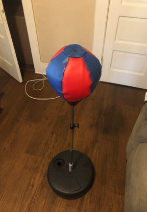Child speed bag for Sale in Los Angeles, CA