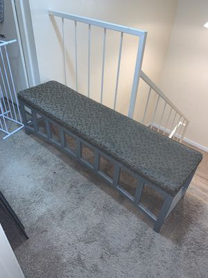 Sturdy bench for Sale in Fresno, CA