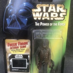 Kenner Star Wars Freeze Frame Chewbacca BoushhS Bounty Action Figure for Sale in Yorba Linda, CA