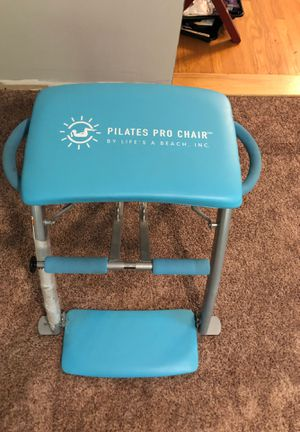 PILATES PRO CHAIR BY LIFE'S A BEACH, INC for Sale in Falmouth, ME