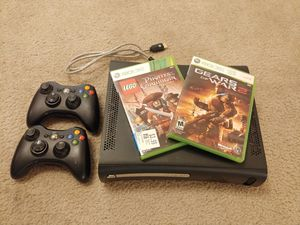 Microsoft Xbox 360 Console Bundle with Lego game and HDMI for Sale in Kenmore, WA