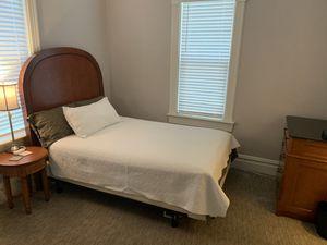 Full Size (extra long full sized mattress) Bedroom Set, $275 OBO for Sale in Salt Lake City, UT