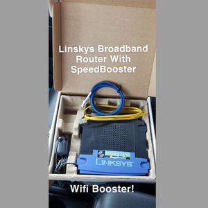 Wifi Booster (Linskys) for Sale in Lakewood, CO