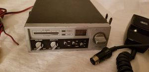 old school cb radio mint condition with mike like new for Sale in Milford, CT