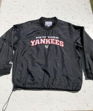 Vintage MLB New York Yankees pullover windbreaker for Sale in Las Vegas, NV