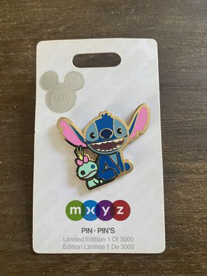 Disney | Limited Edition Stitch Pin | D23 | for Sale in Aloha, OR