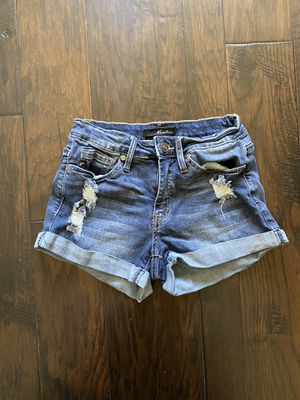 Juniors Boutique Denim Shorts Sz Small w25 for Sale in Pineville, LA