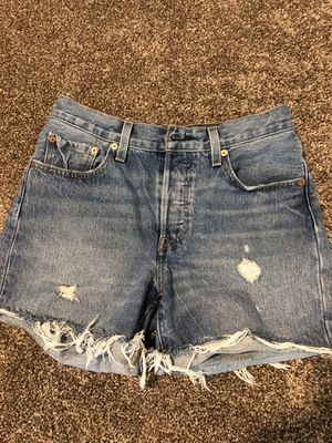 LEVIS SHORTS size 26 for Sale in Austin, TX
