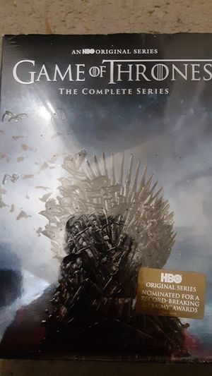 Game of Thrones The Complete Series for Sale in Corinth, TX