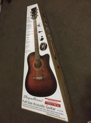 SPECTRUM Full Size Acoustic Guitar for Sale in Austin, TX