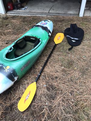 Jackson Little Hero Kayak for Sale in Missoula, MT