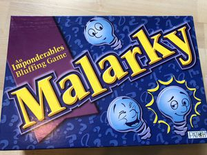 Malarky board game for Sale in Palatine, IL