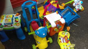 Lots of little kids toys various prices or you can take him all the way with you today for $40 for Sale in Tampa, FL