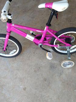 "16"" Girls Bicycle for Sale in Alpharetta,  GA"