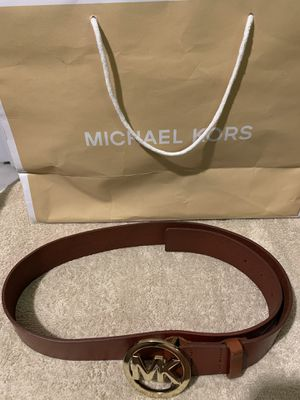 Mk brown authentic new size M for Sale in San Bernardino, CA