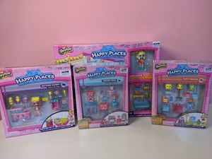 Shopkins Happy Places Home and Furniture Packs for Sale in St. Louis, MO
