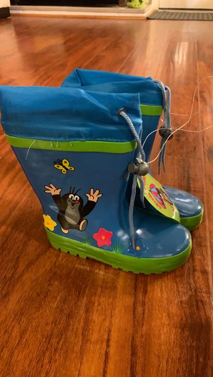 Kids rain boots - size 27 (EU) for Sale in Mountain View, CA