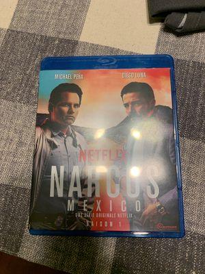 Narcos Mexico blu ray for Sale in La Habra, CA