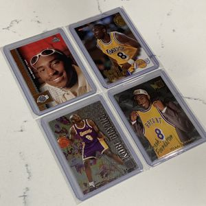 1996-1997 Kobe Bryant Rookie Cards for Sale in Long Beach, CA