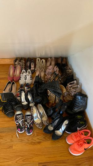 Shoe Collection, Size 7, including Jeffrey Campbell! for Sale in Jersey City, NJ