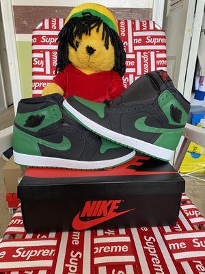 Jordan 1 Pine Green size 12 for Sale in Manassas, VA
