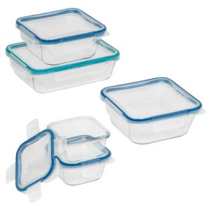New!! 10pc Snapware Pyrex Glass Containers for Sale in Las Vegas, NV