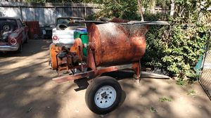 Mixer hopper trailer for Sale in Fresno, CA