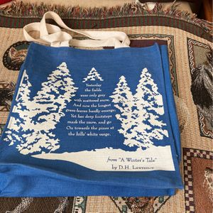 DH Lawrence Quote Tote Bag for Sale in Lanham, MD