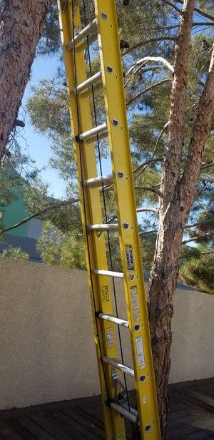 Louisville ladder 24 feet for Sale in Las Vegas, NV