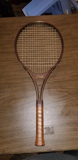 Prince Series 110 international tennis racket (brown) for Sale in Selma, CA
