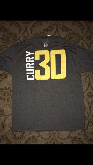 NEW MENS XL WARRIORS STEPH CURRY T SHIRT for Sale in Midway City, CA