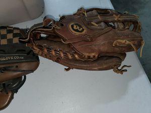 Baseballs, gloves and softballs. for Sale in Hawthorne, CA