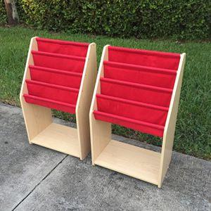 2 Children's Bookshelves for Sale in Fort Lauderdale, FL