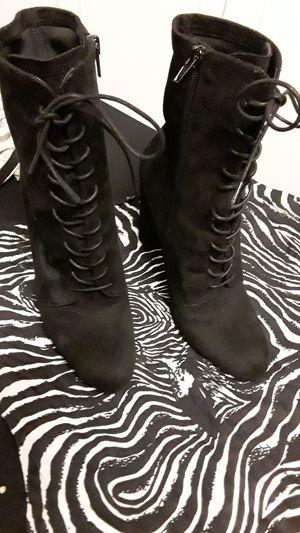 Black Boots Steve Madden for Sale in Windsor Hills, CA
