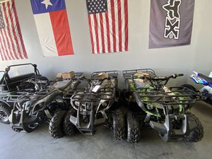 Rand new 125 cc youth size atv for Sale in Odessa, TX