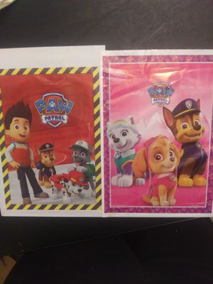 PAW patrol candy bags for Sale in Owensville, MO