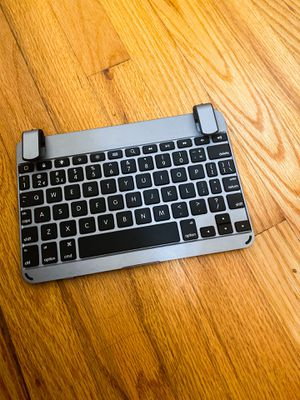 Brydge iPad Mini 1/2/3 Bluetooth Keyboard + Stand for Sale in San Diego, CA