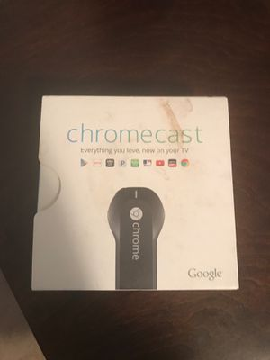 Google Chromecast for Sale in Wesley Chapel, FL